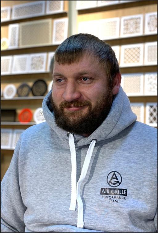 Локтев Николай Маляр